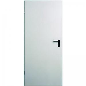 Дверь. Металлическая облегченная
